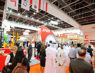 EVENT PREVIEW: Materials Handling Middle East 2015