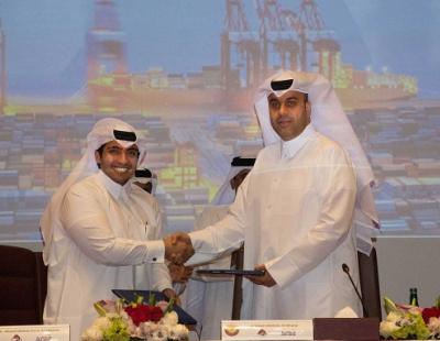 Mwani Qatar and Milaha to manage Hamad Port