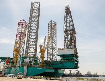 Lamprell keeps delivering jackup rigs despite oil drop
