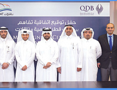 Nakilat and Qatar Development Bank plan to support SMEs