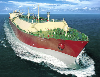 Nakilat and Shell sign LNG fleet management deal