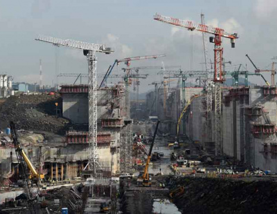 Panama Canal expansion may hurt MidEast gas exporters
