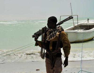 Two pirate attacks reported in April so far