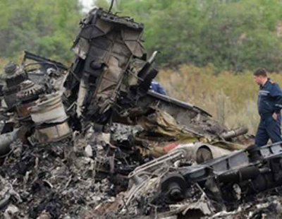 Russia offers logistics support in crash aftermath