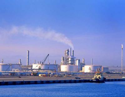 Petrochemical mega project underway at Sohar Port