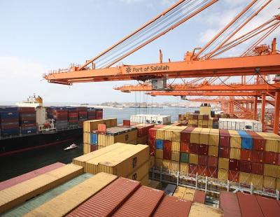 Port of Salalah reports 70% increase in ship calls