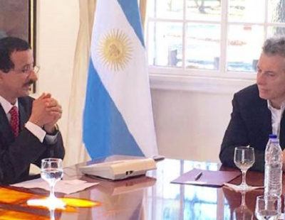 DP World CEO met Argentinian President to discuss ports