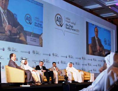 QCC gears up to host Abu Dhabi Quality Forum 2014