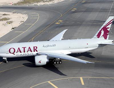 Qatar Cargo starts direct freighter service to Cambodia