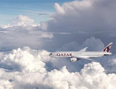 Qatar Cargo adds pharma express flights from Brussels