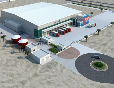 RSA breaks ground on new RSA Cold Chain facility