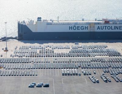 Port Khalifa focused on ro-ro market with Zayed move