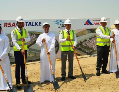 RSA-TALKE breaks ground on chemicals facility in Dubai