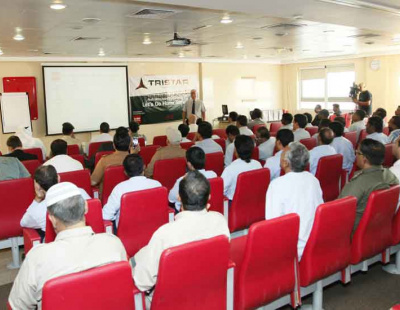 Tristar supports safety campaigns in Dubai and Sohar