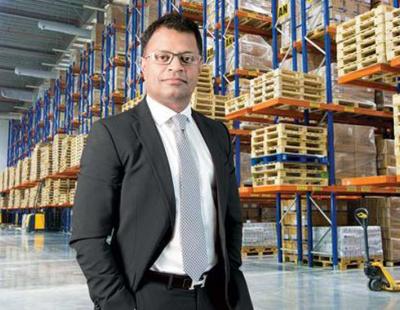 The logic of logistics: Ranjeev Menon