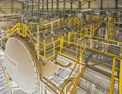 RasGas marks 5,000th helium shipment from Qatar