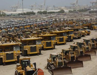 New records set at Dubai trucks & equipment auction
