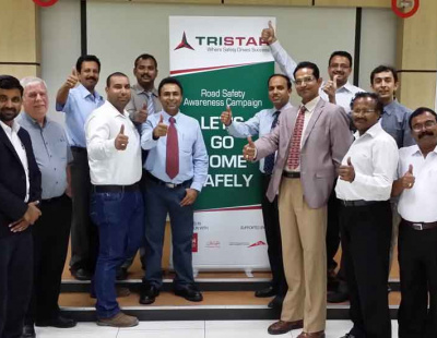 Road safety workshop launched by Tristar Transport