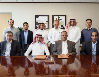 SAP and Saudi Aramco launch business marketplace