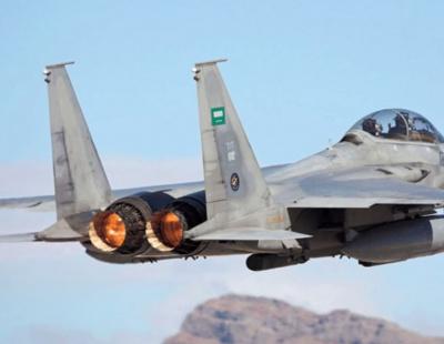 Saudi jets hit cargo ships off Yemen as ceasefire ends