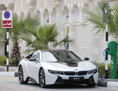 Electric vehicle charging stations launched in Sharjah