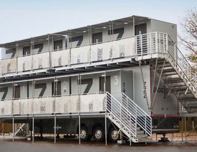 Shipping container hotel company expands in GCC