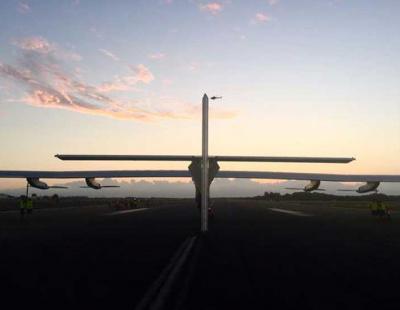 FOCUS: Logistics of Solar Impulse 2's historic flight