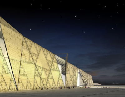 German firm wins huge Egyptian construction logistics contract