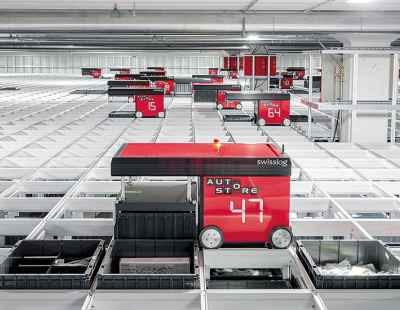 Three reasons automated materials handling is booming in the GCC