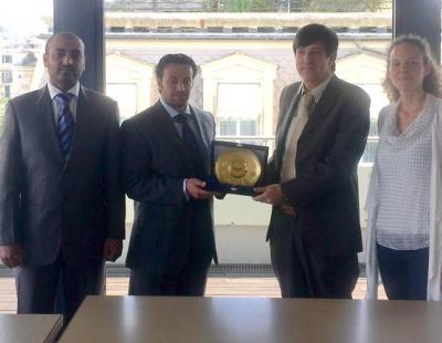 Tasneef seeks stronger Italian ties in new partnership