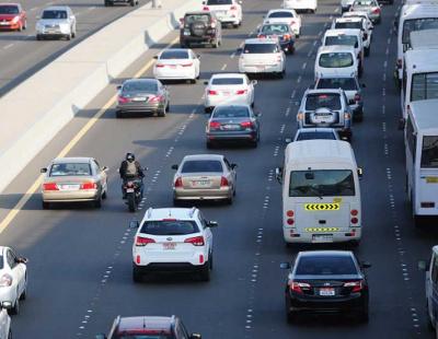 New sensors monitor traffic violations in Dubai