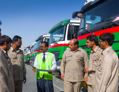 Tristar focuses on truck driver safety as UAE temperatures rise