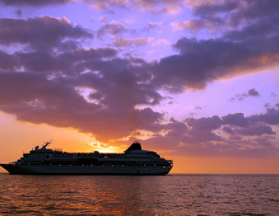 Passengers missing from Dubai cruise ship in The Gambia