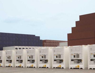 UASC expands trans-Atlantic reefer services