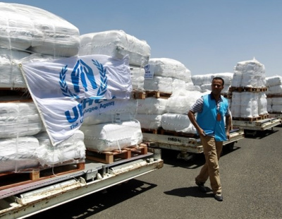 ESC Global Security protects UN aid ship in Yemen