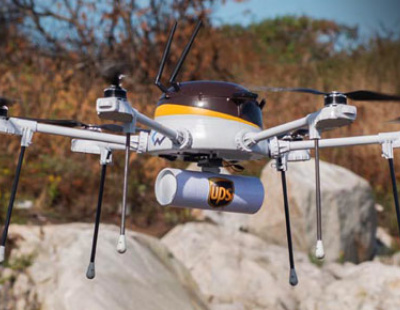 UPS Flight Forward attains FAA approval for drone airline