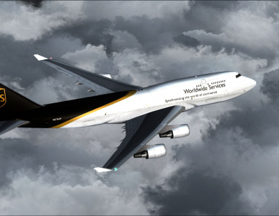 UPS expands air freight fleet with 14 Boeing 747s
