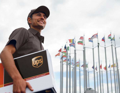 UPS to build new $185m logistics park in London