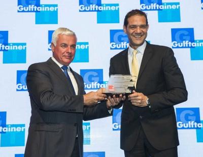 UPS wins CSR trophy at Logistics Middle East Awards