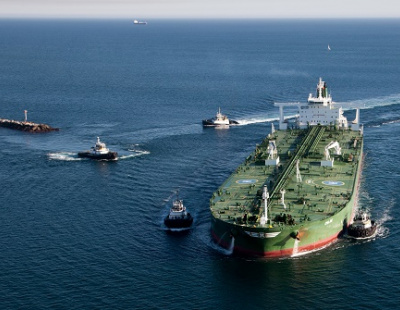 BIG PIC: ABB ensure safe passage for VLCC super tankers