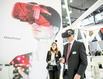 Virtual reality could help optimise logistics says Swisslog