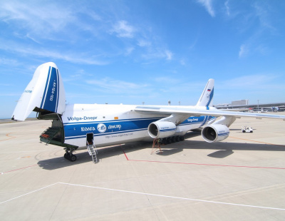 Volga-Dnepr Airlines supplies Siberian LNG project
