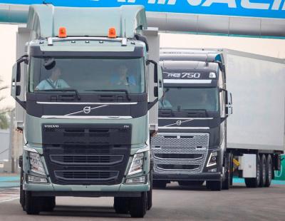 VIDEO: Volvo Trucks history of safety