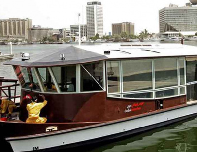 RTA offers one day ticket for Dubai Marina's water bus