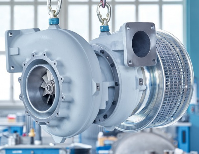 ABB Turbocharging debuts marine auxiliary product