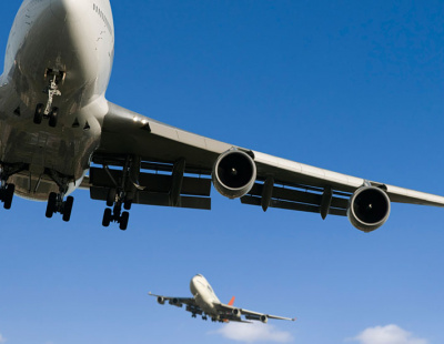 Middle East airspace congestion threatening growth
