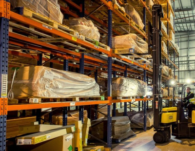Saudi Arabia adds 30 articulated forklifts to MoH fleet