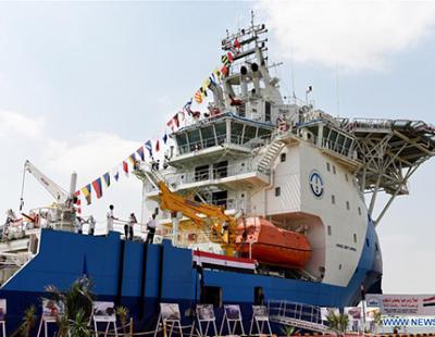 PICS: Largest multi-purpose supply vessel ever in MENA