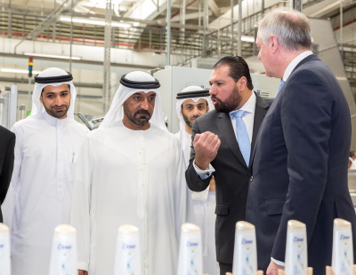 Unilever plant launched at Dubai Industrial Park