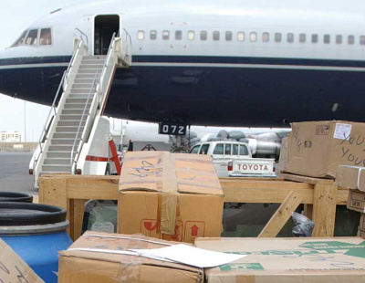 New cargo handling facility for Muscat Int'l Airport